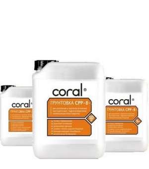 Грунт-концентрат ЦПП-1(1:4) Coral (Корал) (10л)