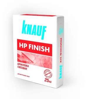 Гипсовая Шпаклевка Knauf HP Finish (Кнауф Финиш) (25 кг)