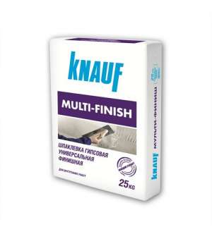 Шпаклевка Knauf Multi-Finish (Кнауф Мультифиниш) (25кг)