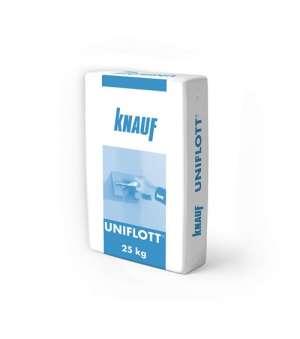 Шпаклевка для Стыков Knauf Uniflott (Кнауф Унифлотт) (25кг)