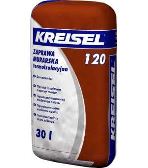 Смесь для кладки Термоизоляции Kreisel-120 (Крайзель) (25кг)