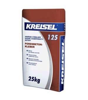 Клей для Газоблока Kreisel- 125 (Крайзель) (25кг)