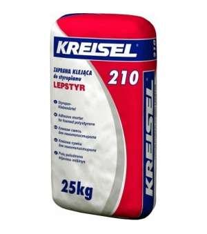 Клей для Пенопласта Kreisel-210 (Крайзель) (25кг)