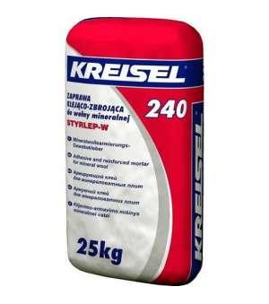 Клей для системы Утепления Kreisel-240 (Крайзель) (25кг)