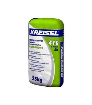 Самовыравнивающаяся смесь Kreisel-410 (Крайзель) (25кг)