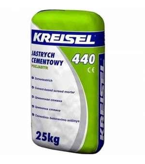 Стяжка для пола Kreisel-440 (Крайзель) (25кг)