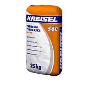 Штукатурка Цементно-Известковая Kreisel-560 (Крайзель) (25кг)