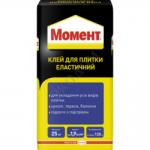 Клей для плитки Эластичный Момент (25 кг)