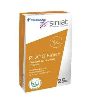 Шпаклевка финишная Plato Finish Siniat (25кг) (Плато)
