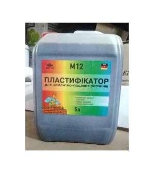 Пластификатор для штукатурки и кладки ТОТУС М-12 (10л)