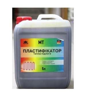 Пластификатор для теплого пола ТОТУС МТ (5л)