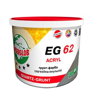 Грунт-Краска Ансерглоб ЕГ-62 (10л) (Anserglob) Акриловая