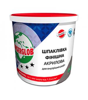 Шпаклевка Финишная Ансерглоб Готовая (30кг) (Anserglob)