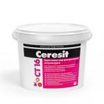Краска-грунт Ceresit CT-16 (Церезит) (10л)