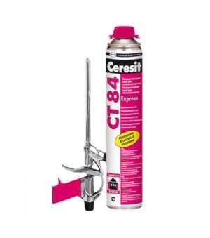 Пена -клей Ceresit CT-84 (Церезит) Профессиональная (850мл)