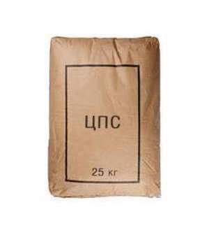 Цементно песчаная смесь ЦПС (25 кг)