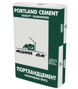 Цемент Мiцний Дiм М-400 (50кг)
