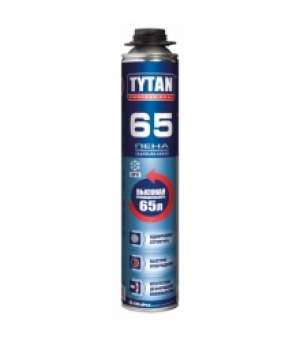 Пена Монтажная Tytan (Титан) (750мл) (Под пистолет)