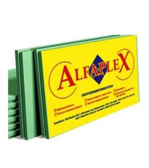 Пенополистирол Альфаплекс 1200*550*40 мм (шт) (Alfaplex)